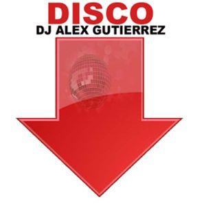 DISCODOWN  DJ ALEXGUTIERREZ