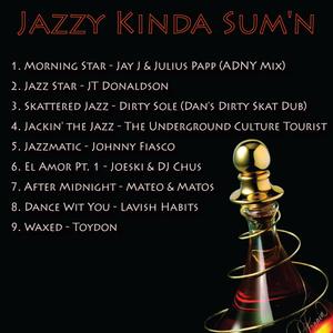 Jazzy Kinda Sum'n - Dan Taylor