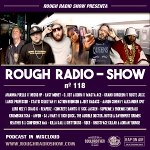 DjEro & Big Nomah - Rough Radio Show nº118