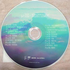 L'HORA HAC 543 - µ-Ziq Rediffusion Mixtape (28.6.13)