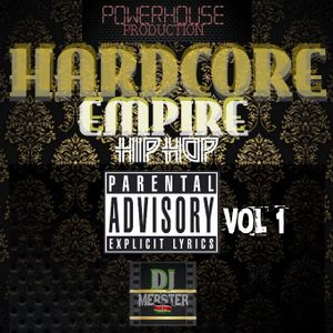 HARDCORE EMPIRE HIP-HOP VOL 1