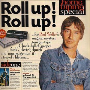 Having It LARGE! Paul Weller's MOD Mixtape!