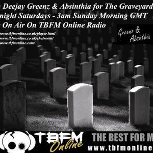 Absinthia & Deejay Greenz Show 12 01 2014 00:00 -  03:30 On TBFM Online Radio