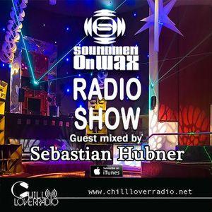 Soundmen On Wax Radio Show Ep 002 Special Guest Sebastian Hubner aka Smashing Sebastian