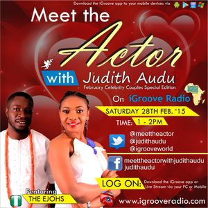 Meet The Actor with Judith Audu 'The Ejohs'
