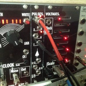Turing Machine Expanders for Rhythm & Sequencing