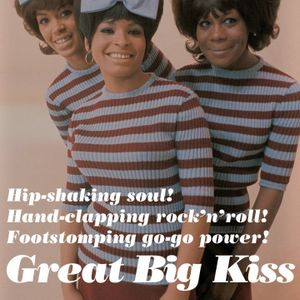 Great Big Kiss Podcast #39 - Pitchfork Radio Northern Soul Mix