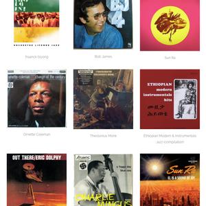 My Deep Conception #29 : Non-Axiomatic & Curious Jazz