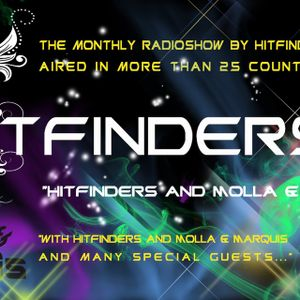Hitfinders & Molla - Hitfinders Show - January 2014 Ep.