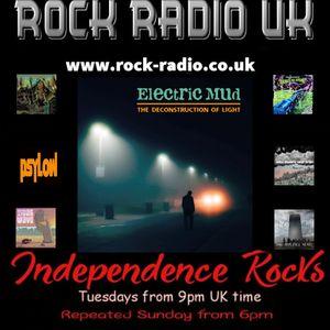 Independence Rocks 181