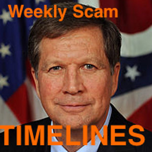 244 Weekly Scam Post Office, Typos and John Kasich