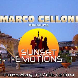 SUNSET EMOTIONS 92.1 (17/06/2014)