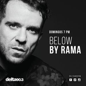 Delta Podcasts - BELOW by Rama (16.06.2018)