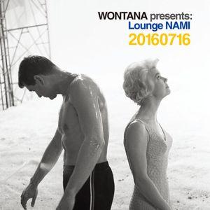 WONTANA presents Lounge NAMI souvenir mix 2016