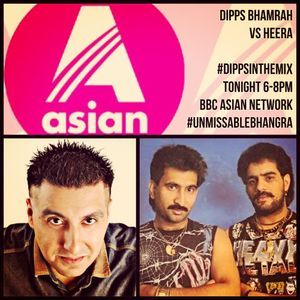 Dipps Bhamrah vs Heera - #DippsInTheMix (August 2015)