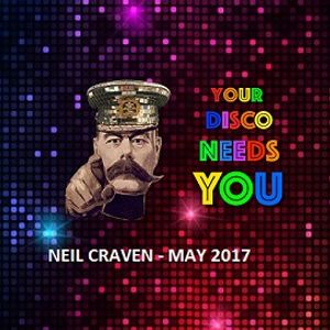 Your Disco Needs You - May 2017