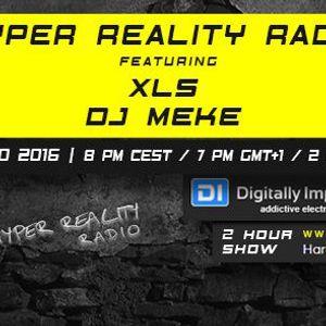 DJ Meke - Hyper Reality Radio (Episode 045) - Guest Mix [hard trance]