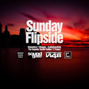 Sunday Flipside Atomik Tags- Domenica 7 Maggio 2017