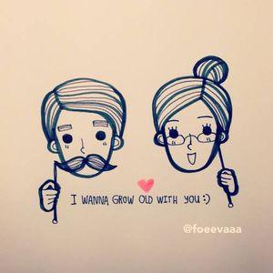 [I Wanna Grow Old With You] - [ Dj Daniel5 ]