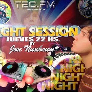 Jose Nussbaum - Night Session 89