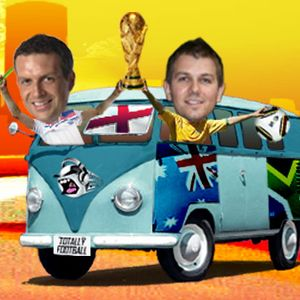 Time Machine the World Cup Years 1966-2006