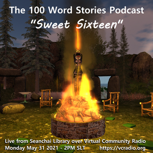 100 Word Story Podcast 16th Anniversary