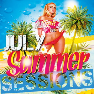 July Summer Sessions PART II - Presented by The DJ FRANKIE G