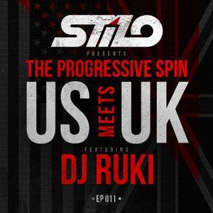 The Progressive Spin Podcast Episode 011