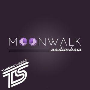 MOONWALK Radioshow : Episode #3 with Thomas Sagstad