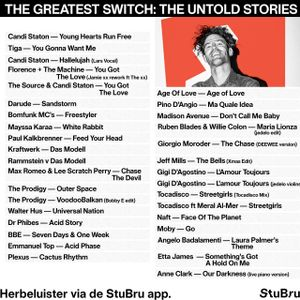 Jeroen Delodder - The Greatest Switch: The Untold Stories