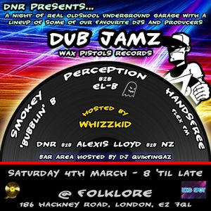 @UKGarageArchive show Sundays 8-10pm @FLEXFMUK @DJHandsfree in the mix UKG past to present 26.02.17