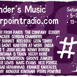 Groovefinder's Music on Starpointradio #19 - 26th March 2016