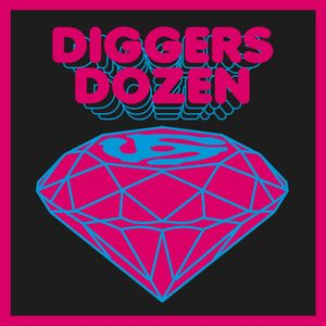 DJ Magos - Diggers Dozen Live Sessions (May 2014 London)