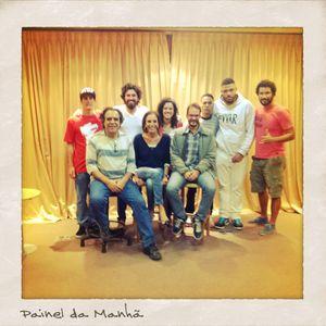 Debate Cultural com  Qinho, DJ Rajão e MC Sant