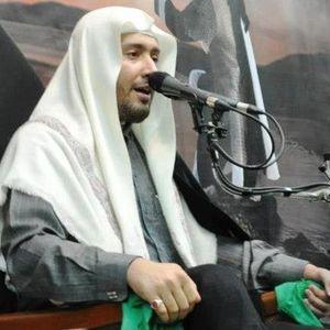 السيد موسى البلادي يوم وفاة ام البنين ماتم كرانة الجنوبي - تسجيل علي خضير