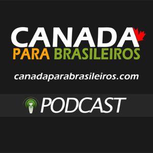 Podcast 66 - Perguntas (polêmicas) sobre Visto, Imigração, Trabalho e Relacionamento no Canadá