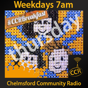 Thursday Breakfast - @CCRBreakfast - Lucy, Rob and Jamie - 11/09/14 - Chelmsford Community Radio