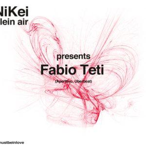 plein air presents Fabio Teti