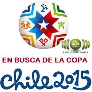 En busca de la copa - entrevista a Víctor Hugo Castañeda [25-06-2015]