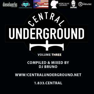 CENTRAL UNDERGROUND VOLUME 3