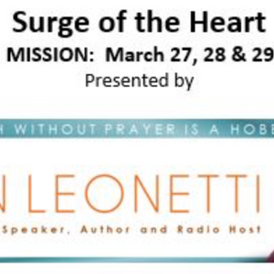 St Ann Parish - Surge of the Heart Mission with Jon Leonetti