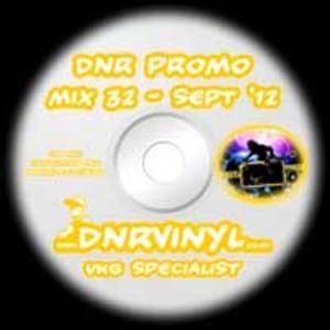 DNR Vinyl - UKG Mix 32 - September 2012