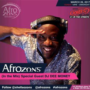 Chicago's Power 92 FM Afrozons Mix - June 25