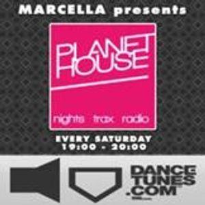 Marcella presents Planet House Radio 066