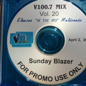 DJ ELEAZAR - SUNDAY BLAZA MIX #20 (2006)