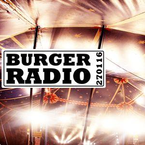 BURGER RADIO 06  [27/01/16]