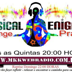 Programa Musical Enigma Nº 38 - 07.04.2016