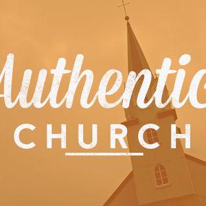 Authentic Church (Part 2) - Authentic Love (Pastor Jamie Schulz)