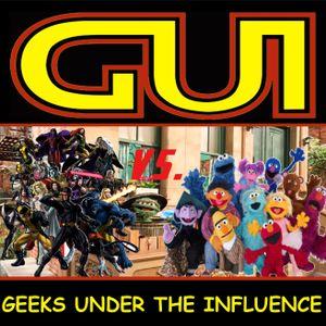 GUI51 - X-MEN COMICS: X-MEN vs SESAME STREET