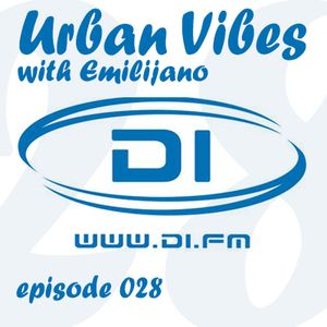 Emilijano - Urban Vibes episode 028 [DI.FM] (November 2013)